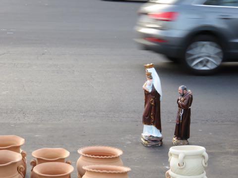 Catane Procession urbaine