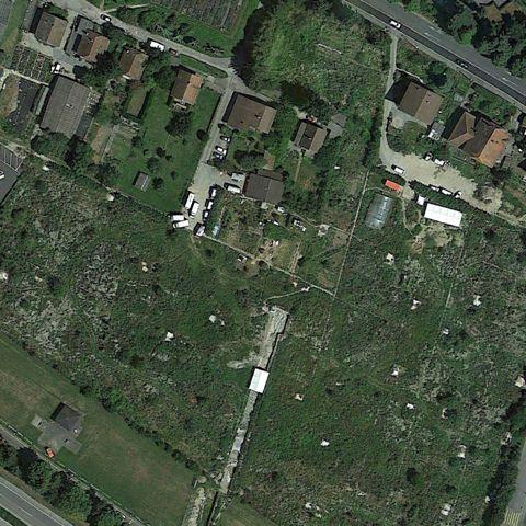 Jardins Pres-de-vidy août 2012