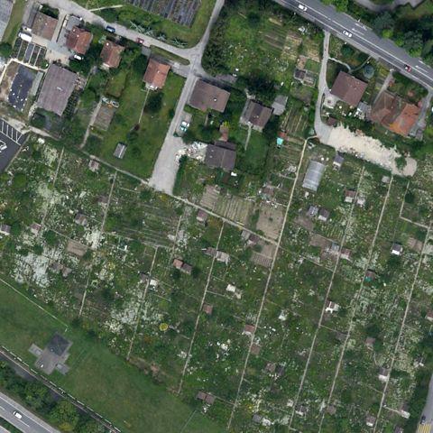 Jardins Pres-de-vidy avril 2011
