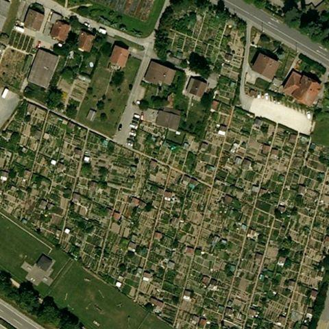 Jardins Pres-de-vidy octobre 2009