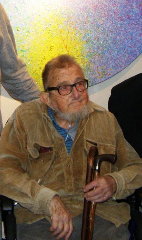 Jean-Claude Hesselbarth expose à l  'Espace d'Art Ducros à Grignan.