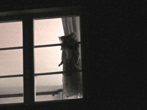 Poupée Balcon Fenêtre